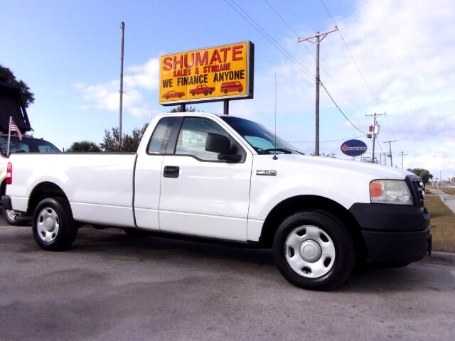 2006 Ford F-150 Reg. Cab Long Bed 2WD