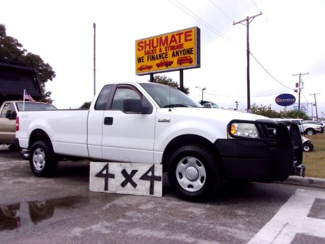2007 Ford F-150 XL 8-ft. Bed 4WD