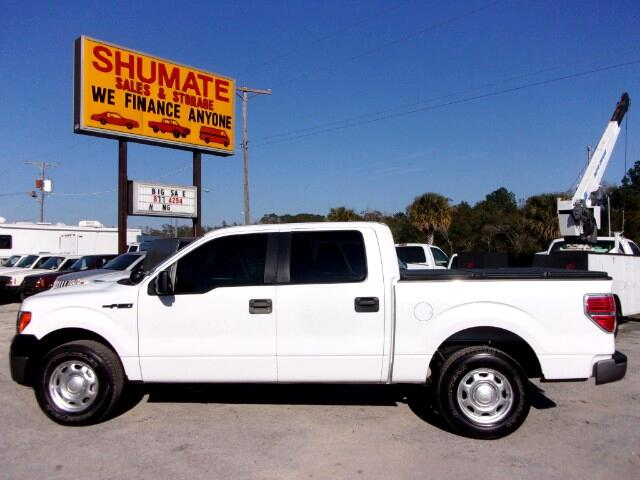 2010 Ford F-150 XL SuperCrew Short Bed 2WD