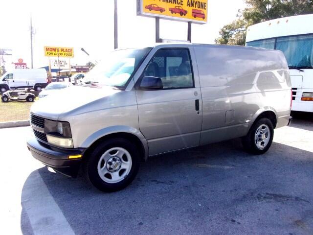 2003 Chevrolet Astro Cargo Cargo Van 2WD