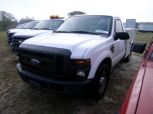 2008 Ford F-250 Diesel Utility Truck