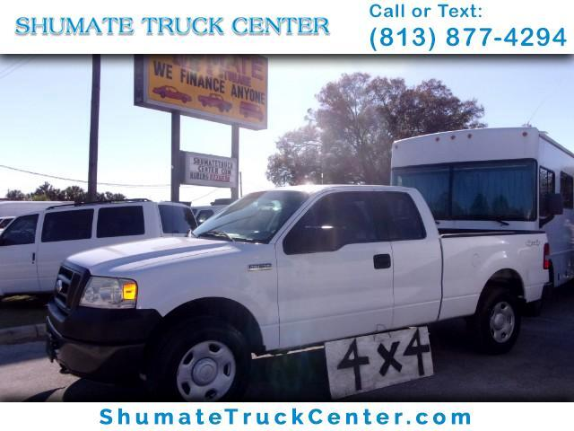2006 Ford F-150 SuperCab Short Bed 4WD