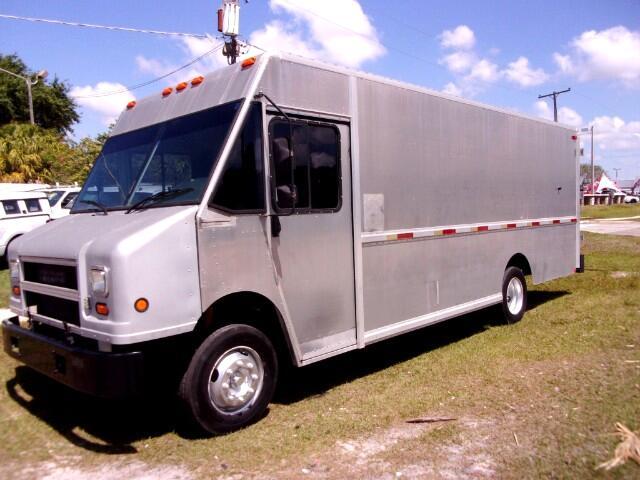 2005 Freightliner MT55 19 FT. Diesel Stepvan