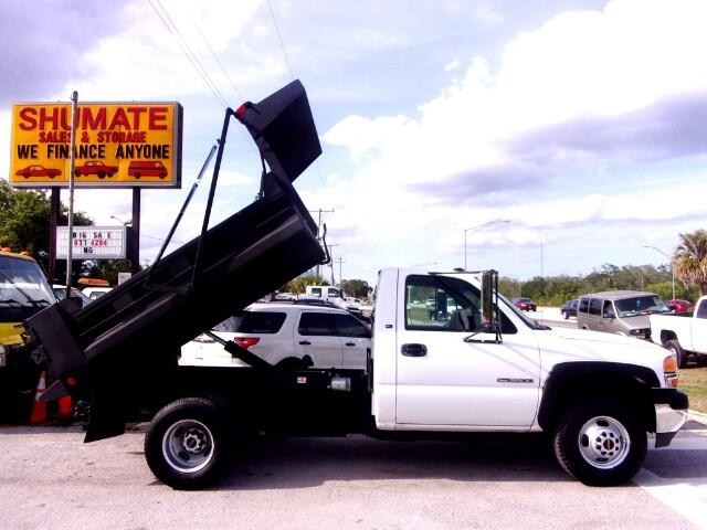 2001 Chevrolet Silverado 3500 Dump Truck