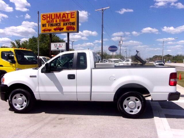 2008 Ford F-150 XL Short Bed 2WD