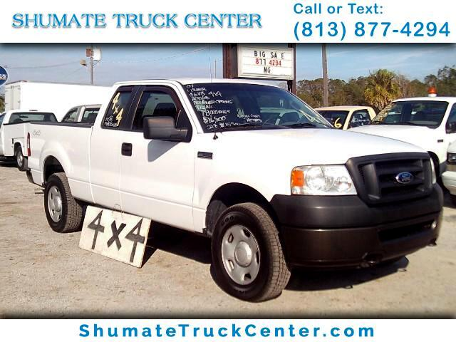 2007 Ford F-150 4x4 Quadcab XL