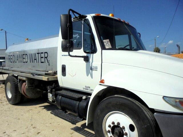 2006 International 4300 2000 GALLON WATER TRUCK