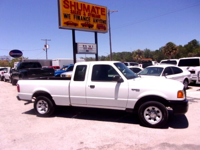 2005 Ford Ranger Quadcab 4-door