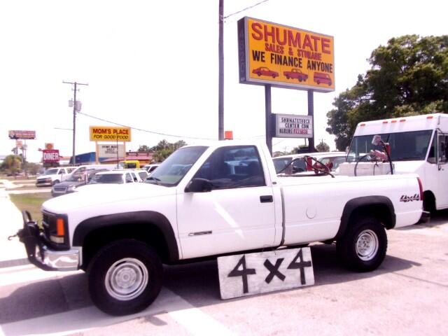 1997 Chevrolet Silverado 2500 Regular Cab 4WD