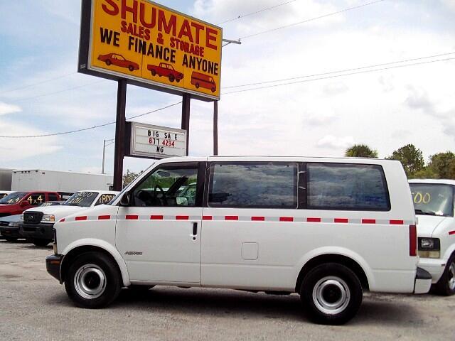 2000 Chevrolet Astro passenger van
