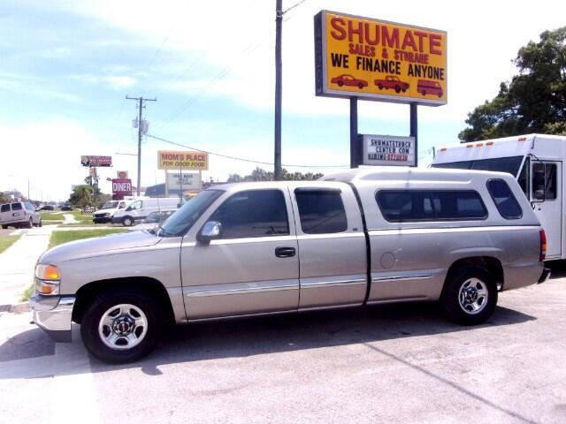 1999 Chevrolet Silverado 1500 Extended Cab 3 Door