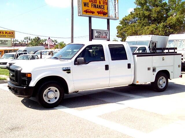 2009 Ford F-250 Crew Cab Utility