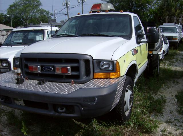 Used 1999 Ford F 450 Fire Truck Diesel 4WD for Sale in