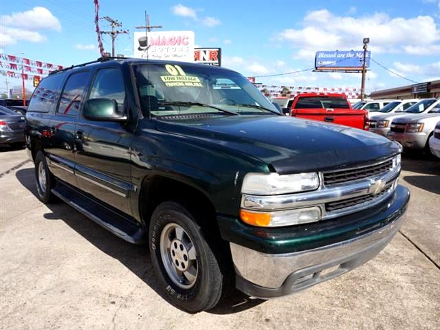 2001 Chevrolet Suburban Visit Magic Motors online at wwwmagicmotorsusacom to see more pictures of