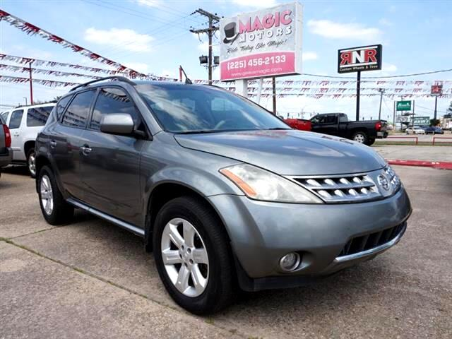 2006 Nissan Murano Visit Magic Motors online at wwwmagicmotorsusacom to see more pictures of this
