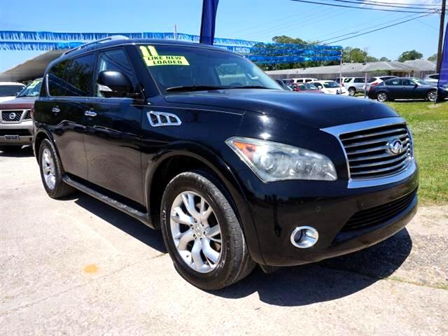 2011 Infiniti QX56 Visit Magic Motors online at wwwmagicmotorsusacom to see more pictures of this