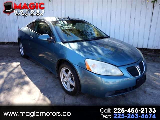 2009 Pontiac G6 Visit Magic Motors online at wwwmagicmotorsusacom to see more pictures of this ve