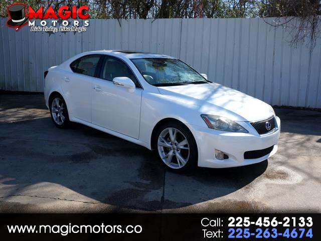 2009 Lexus IS 250 Visit Magic Motors online at wwwmagicmotorsusacom to see more pictures of this