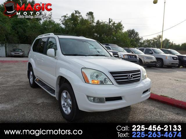 2007 Lexus GX 470 Visit Magic Motors online at wwwmagicmotorsusacom to see more pictures of this