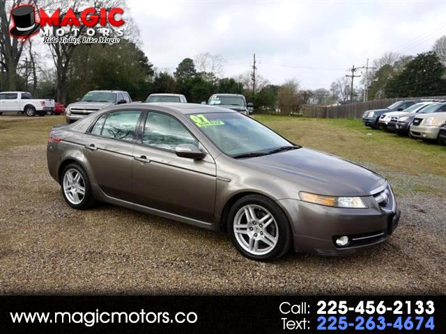 2007 Acura TL Visit Magic Motors online at wwwmagicmotorsusacom to see more pictures of this vehi