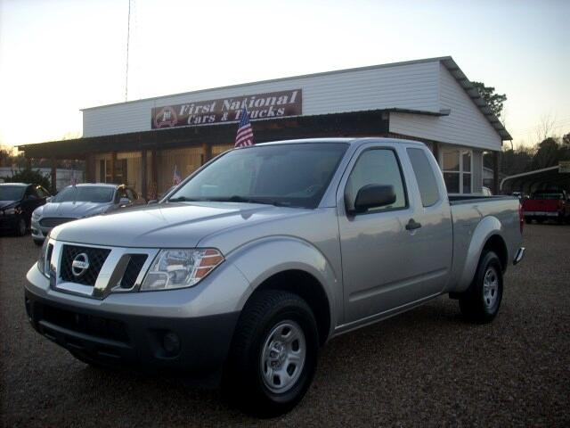 2014 Nissan Frontier SV King Cab I4 AUTOMATIC 2WD
