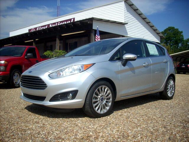 2014 Ford Fiesta Titanium Hatchback
