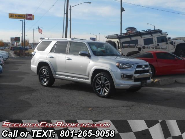 2015 Toyota 4Runner 4dr Limited V8 Auto 4WD (Natl)