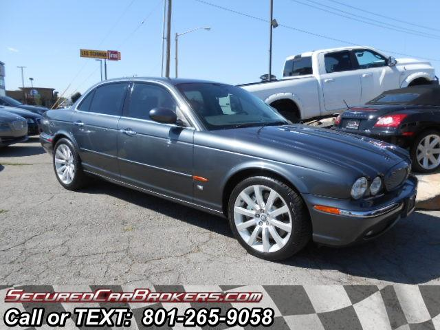 2005 Jaguar XJ-Series XJR