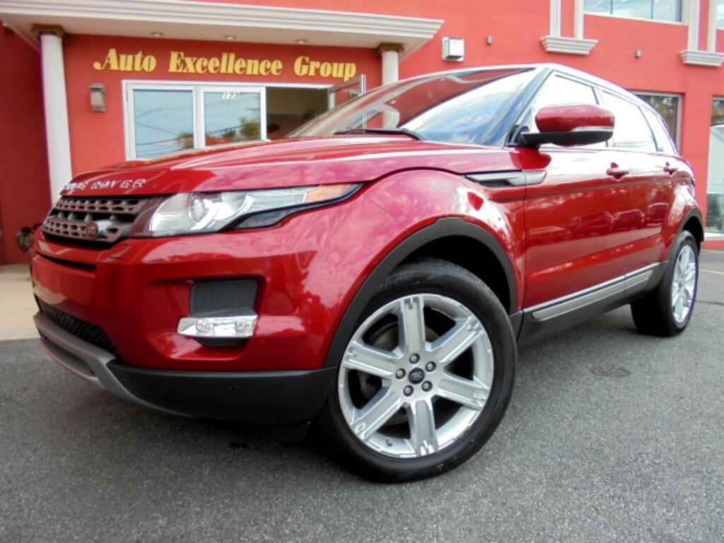 2013 Land Rover Range Rover Evoque Pure Plus 5-Door