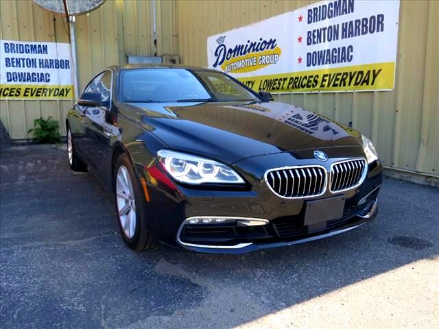 2016 BMW 6-Series Gran Coupe 640i xDrive
