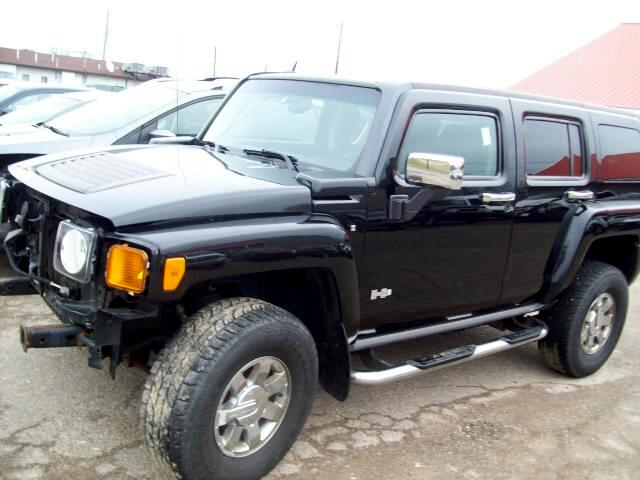 used 2007 hummer h3 for sale in w portsmouth oh 45663 239 auto group inc. Black Bedroom Furniture Sets. Home Design Ideas