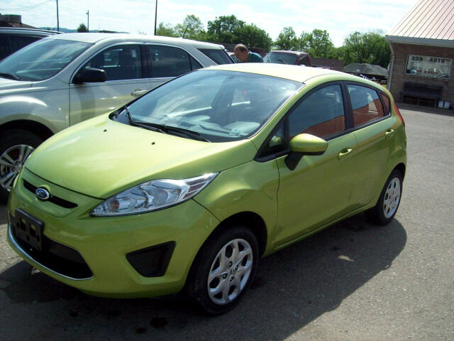 used 2012 ford fiesta for sale in w portsmouth oh 45663 239 auto group inc. Black Bedroom Furniture Sets. Home Design Ideas
