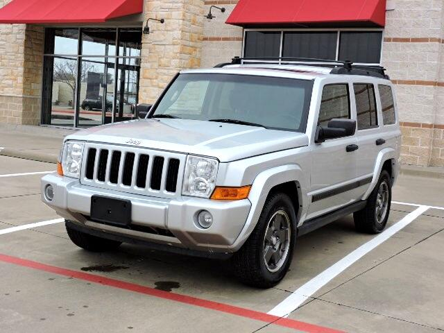 2006 Jeep Commander 2WD