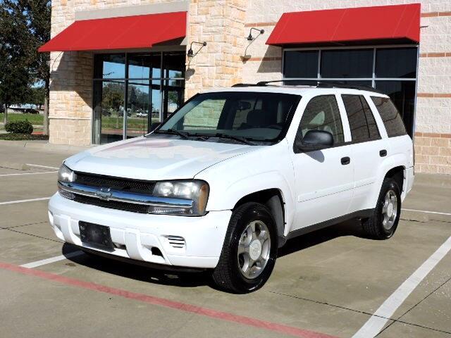 2007 Chevrolet TrailBlazer LT1 2WD