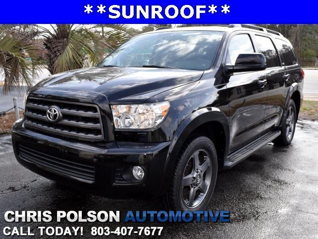 2012 Toyota Sequoia SPORT Sunroof Leather
