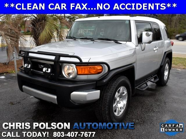 2008 Toyota FJ Cruiser 4x4 All Terrain Package