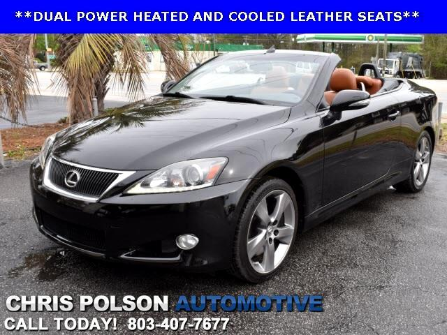 2011 Lexus IS C 350 C