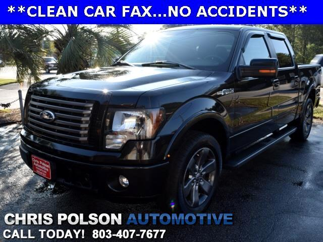2011 Ford F-150 FX2