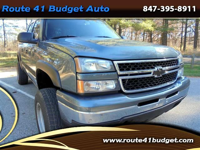 2006 Chevrolet Silverado 1500 LS2 Crew Cab 4WD