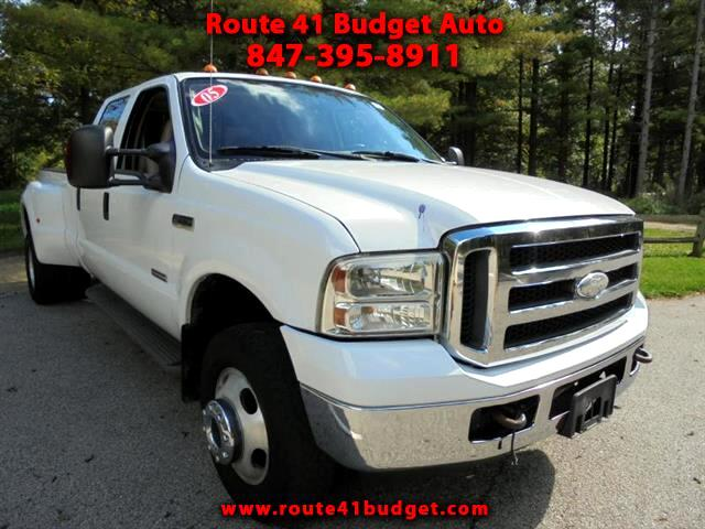 2005 Ford F-350 SD XL Crew Cab Long Bed 4WD DRW