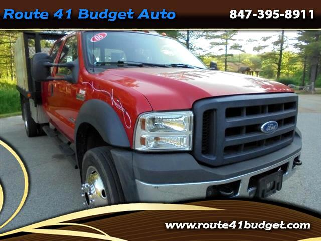 2006 Ford F-450 SD Crew Cab 4WD DRW