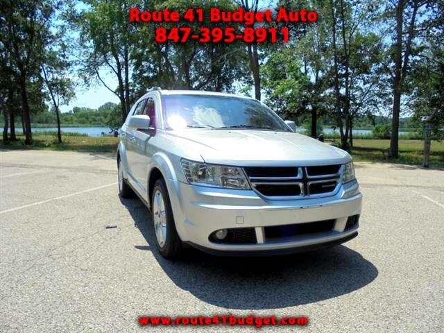 2011 Dodge Journey Crew