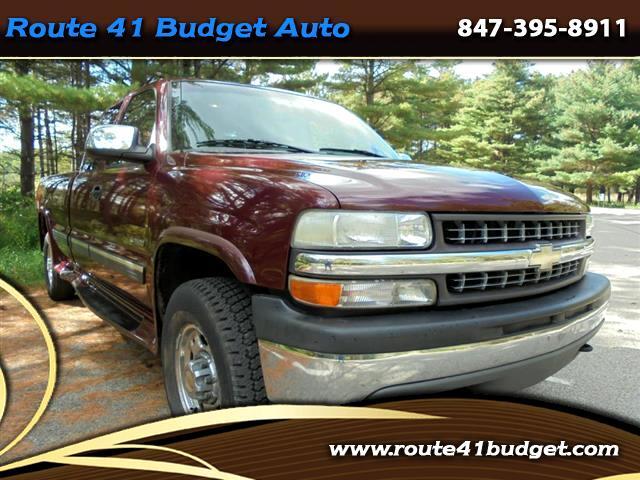 2000 Chevrolet Silverado 2500 LT Ext. Cab 3-Door Long Bed 4WD