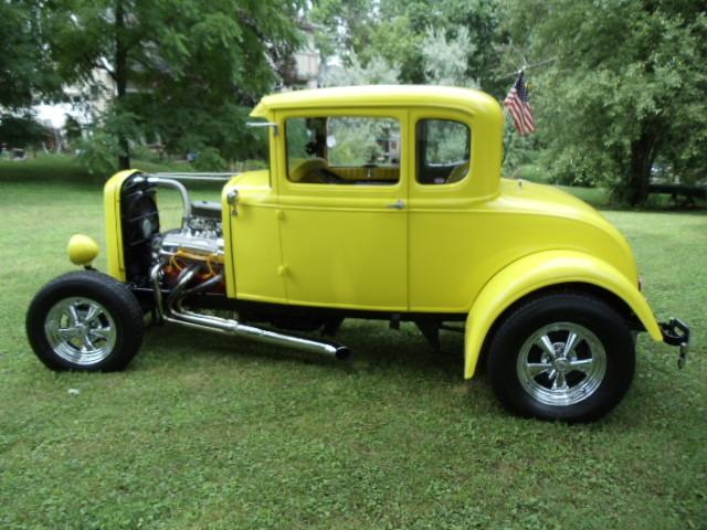 1930 Ford Coupe 5 windows