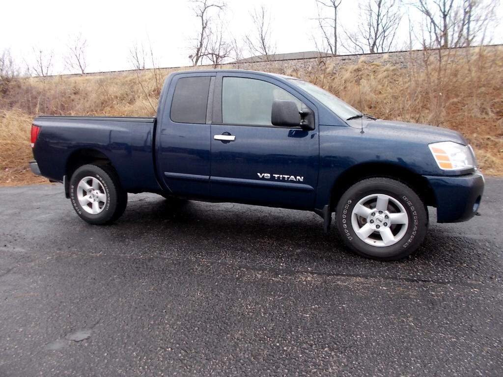 2007 Nissan Titan SE King Cab 4WD