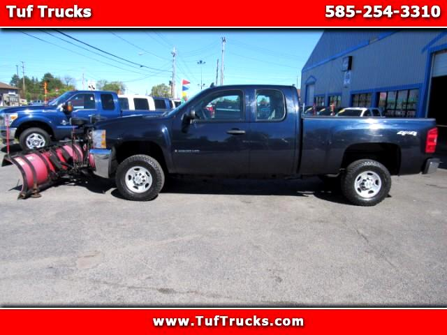 2008 Chevrolet Silverado 2500HD 2500HD Work Truck with Plow