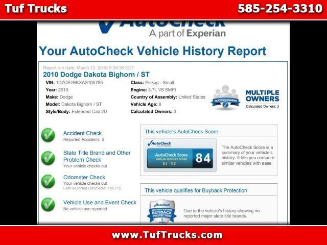 2010 Dodge Dakota ST Club Cab