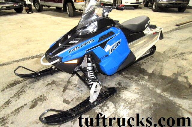 2014 Polaris Snowmobile Indy 600 ES