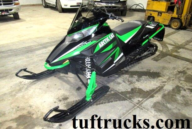 2013 Arctic Cat Base XF 800 LXR