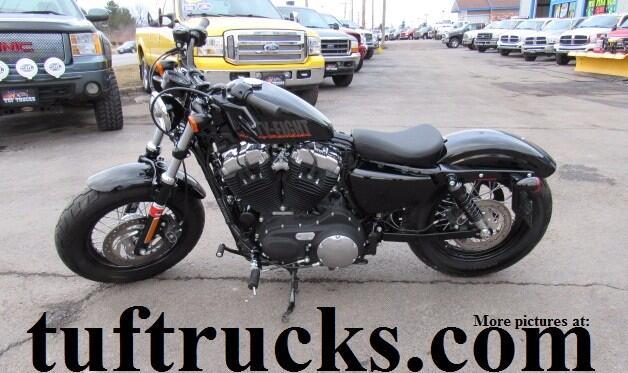 2015 Harley-Davidson Softail Model 48
